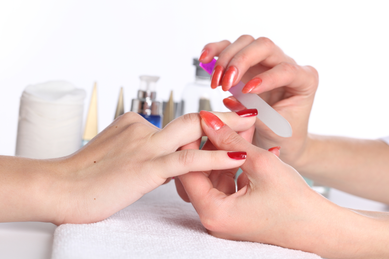 There are so many tools for manicure and pedicure, you can choose and