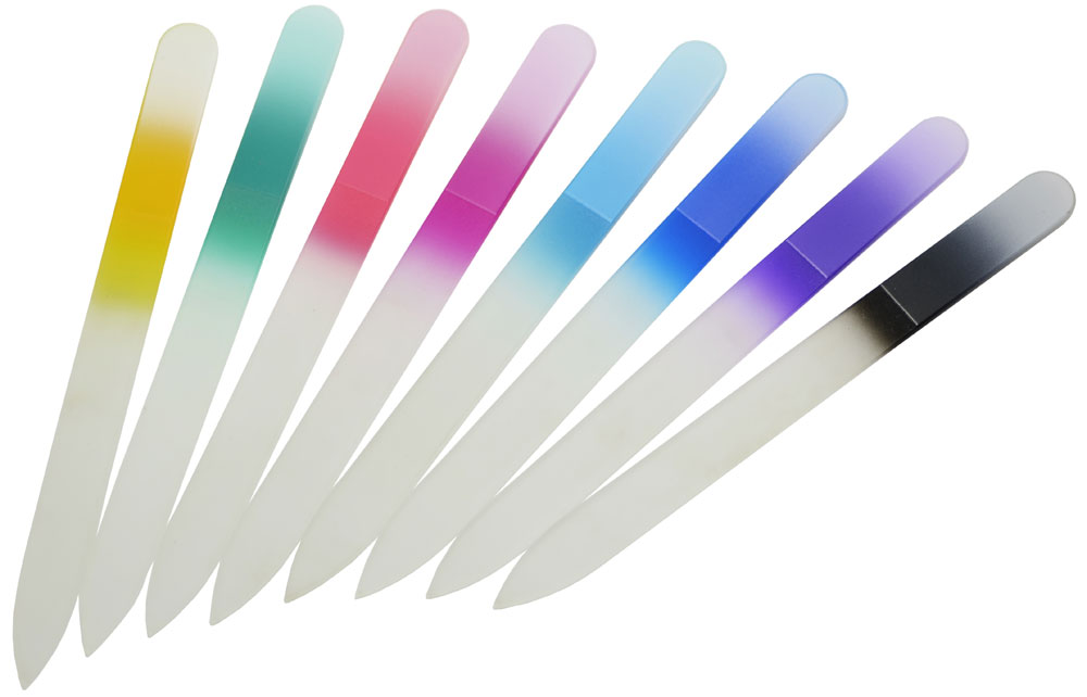 Two Color Gl Nail Files