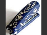 Stapler with Swarovski crystals
