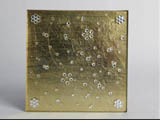 Glass tiles CRYSTALLIZED with Swarovski Elements